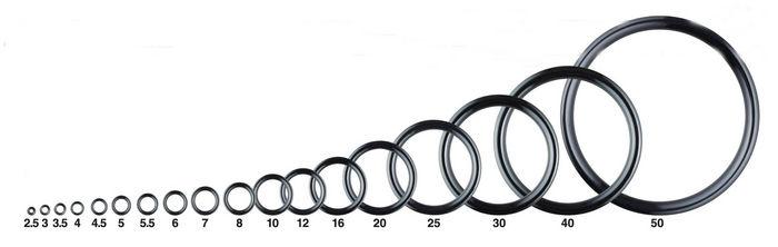 Fuji Ring Size