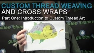 Part 1: Introduction to Custom Thread Art
