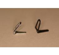 Seymo Fold Down Hook Keepers