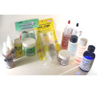 Rod Varnish, Epoxy & Glues