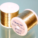 Gold Metallic thread 100 yard