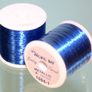 Royal Blue Metallic thread 100 yard