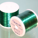 Dark Green Metallic thread 100 yard