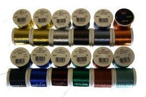 Gudebrod HT Metallic thread