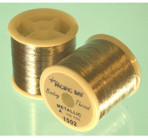 Chrome Metallic thread 100 yard