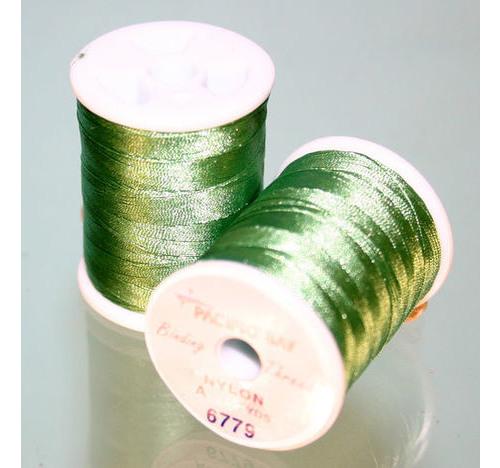 Nylon Thread Grado 100 yrd Verde
