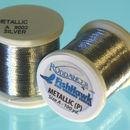 Metallic P thread 100 meter Spool Silver