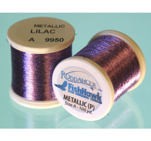 Metallic P thread 100 meter Spool LILAC