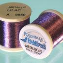 Metallic P thread 100 meter Spool LILAC