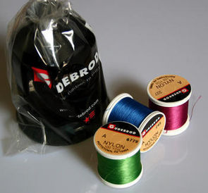 Gudebrod NYLON Thread Grade D