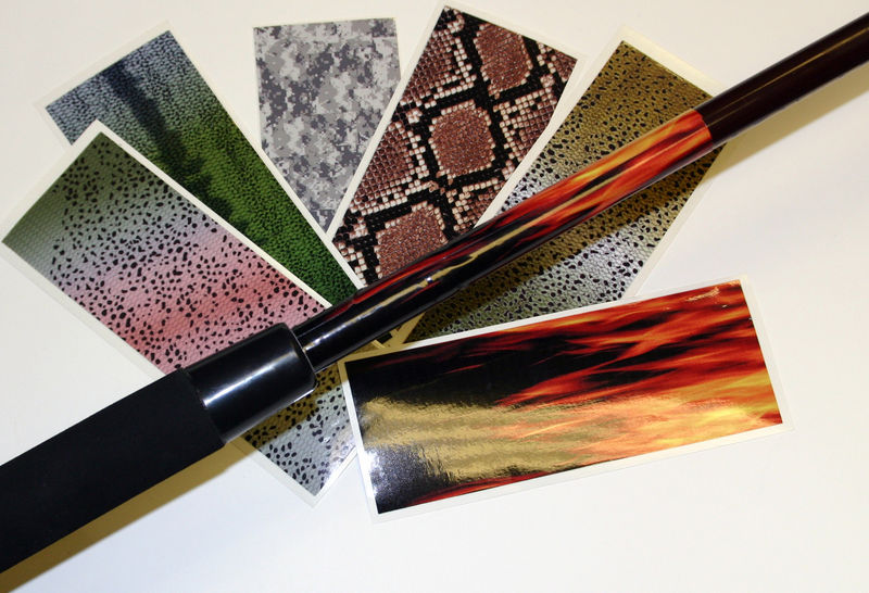 Rod Skinz Decals Amp Decorative Products Decals