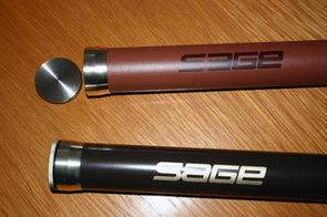 Sage Rod Tube