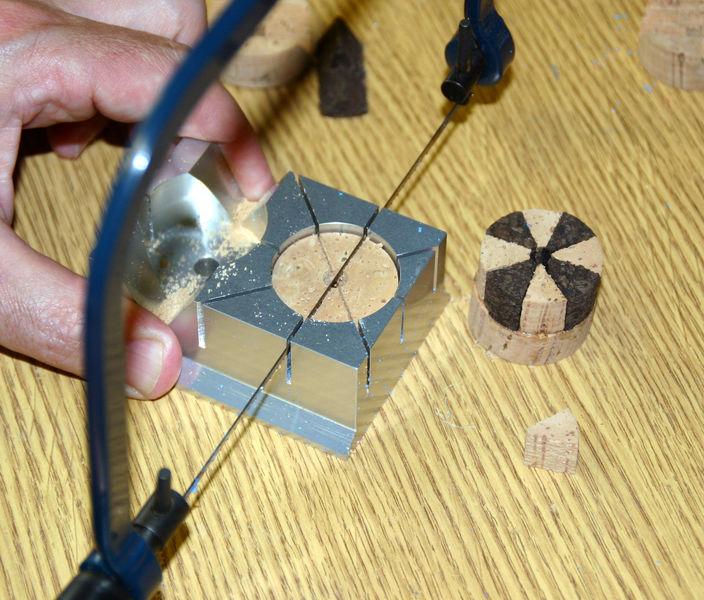 Cork Cutter: Rod Building Equipment & Tools