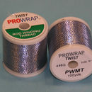 Prowrap metallic twist Blue & Silver