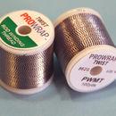 ProWrap toque metálico negro y plata