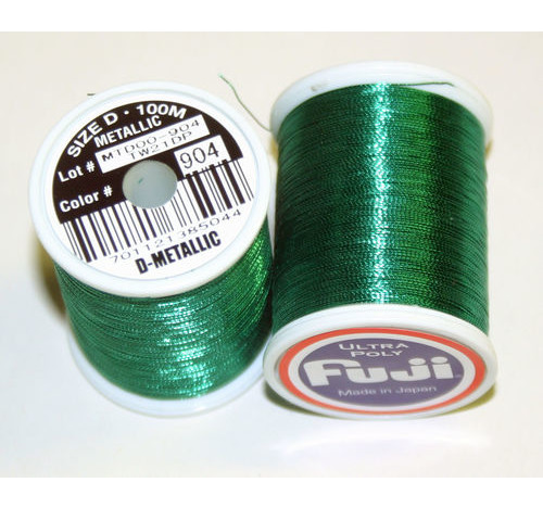 Fuji Metallic GREEN D