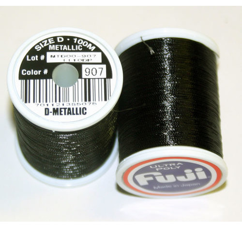 Fuji Metallic BLACK D