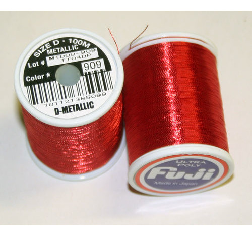 Fuji Ultra Poly Metallic RED D