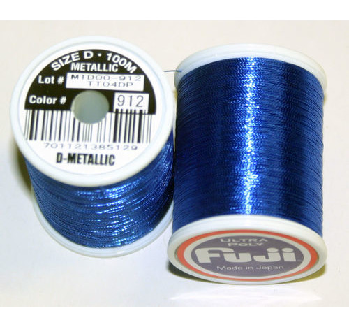 Fuji Ultra Poly Metallic ROYAL BLUE D