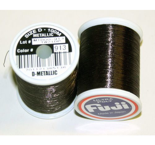Fuji Metallic PEWTER D