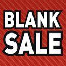 BLANK SALE