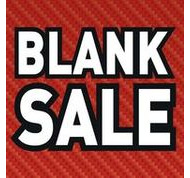 BLANK SALE FLY & GAME