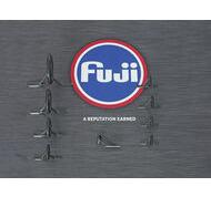 Fuji pike & heavy spin rod guide set
