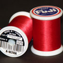 Fuji Ultra Poly 100m Spool CANDY APPLE RED D