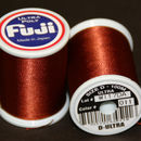 Fuji Ultra Poly 100m Spool CHESTNUT D