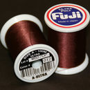 Fuji Ultra Poly 100m Spool DARK BROWN A