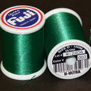 Fuji Ultra Poly 100m Spool DARK GREEN D