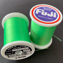 Fuji Ultra Poly 100m Spool NEON Lime D