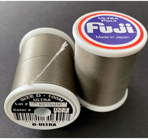 Fuji Ultra Poly 100m Spool BC colour matches Fuji BC & CC guides D