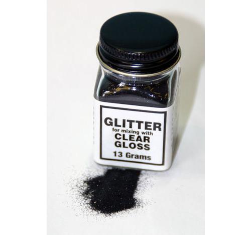 Glitter - Black