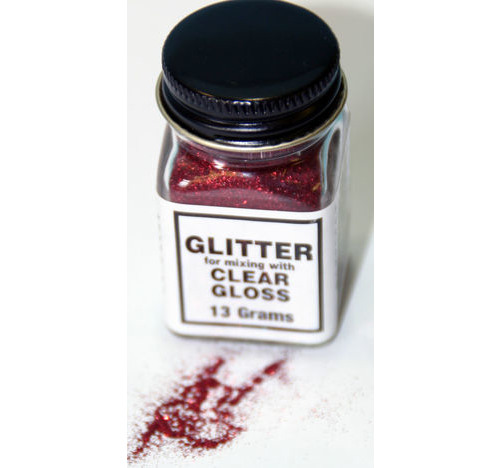 Glitter - RED