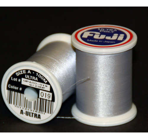 Fuji Ultra Poly 100m Spool GRAY D