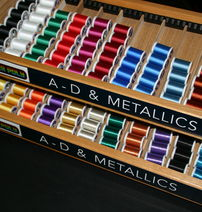 Fuji Ultra Poly & Metallic Thread...