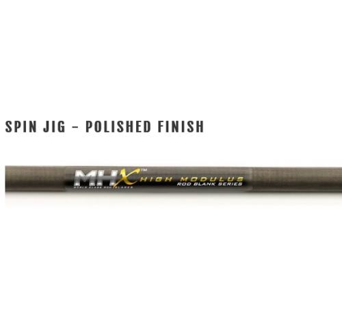 HM-SJ843 High Modulus blank 7' 1pc 8-15lb line 3/8 - 5/8 lure - Fast