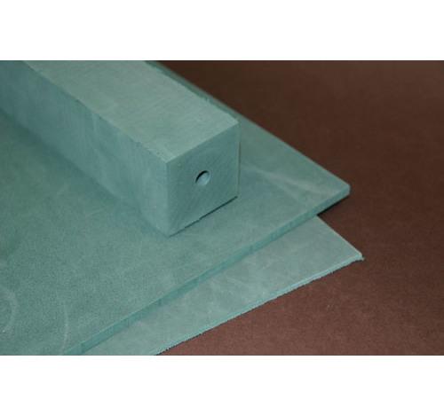 Duplon 6 mm sheet x 230 x 350 Dark Green