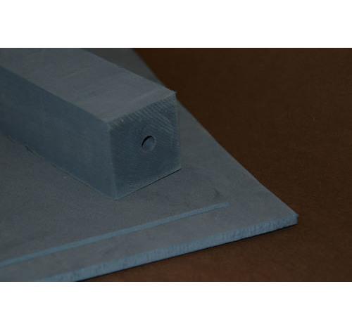 Duplon 6 mm sheet x 230 x 350 Dark Blue