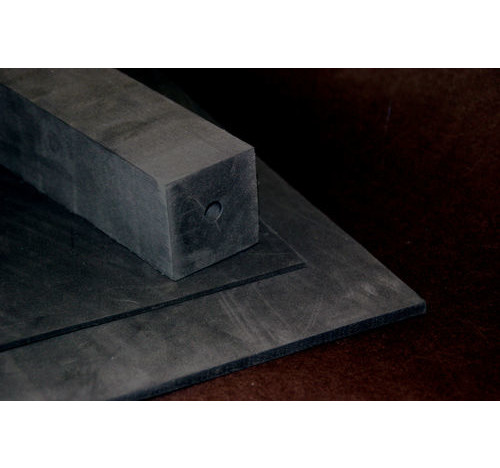 Duplon Block 50 x 50 x 450 BLACK
