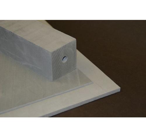 Duplon 6 mm sheet x 230 x 350 Grey