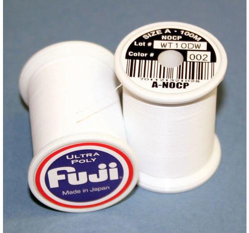 FUJI ULTRA POLY NCP 100M SPOOL WHITE A