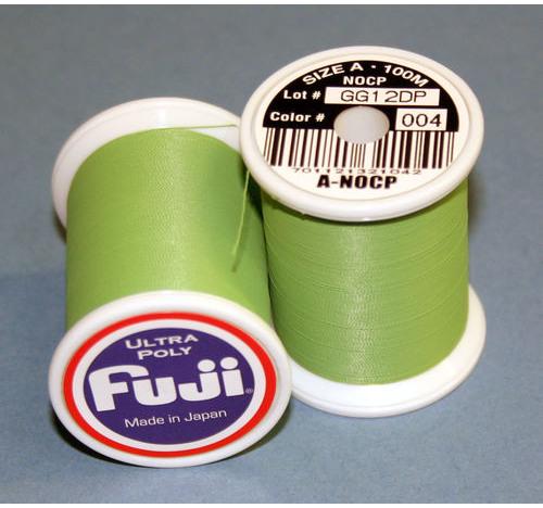 FUJI ULTRA POLY NCP 100M SPOOL MEDIUM GREEN A