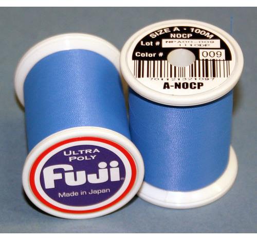 FUJI ULTRA POLY NCP 100M SPOOL ROYAL BLUE A