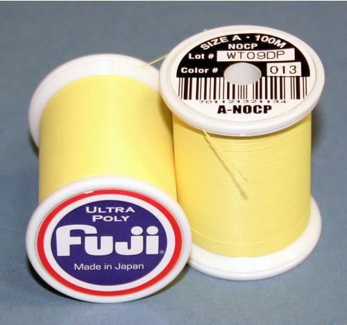 FUJI ULTRA POLY NCP 100M SPOOL LEMON YELLOW A