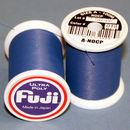FUJI ULTRA POLY NCP 100M SPOOL NAVY BLUE A