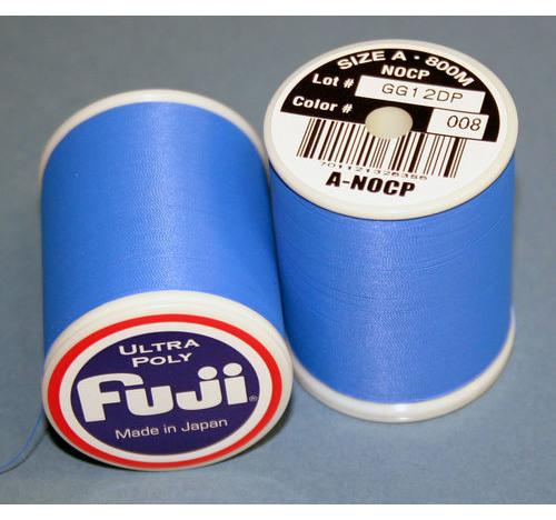 FUJI ULTRA POLLY NCP 1oz SPOOL DARK BLUE A