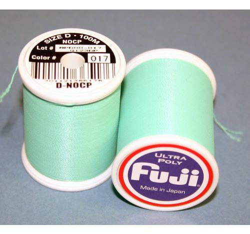 FUJI ULTRA POLY NCP 100M SPOOL TEAL D