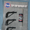 CARP Rod Tip top kit Black finish tips
